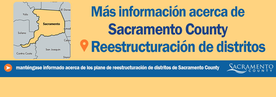 Reestructuración de distritos
