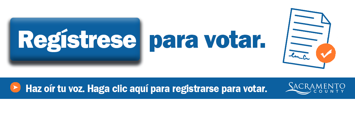 Registrese para votar